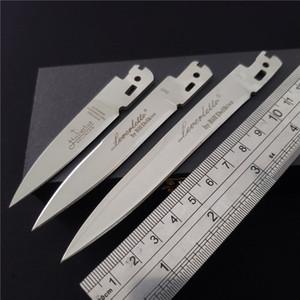 İtalya İtalyan Godfather Stiletto Hubertus Yatay Otomatik Taktik Bıçağı Boynuz Sap Kamp EDC Araçları Koleksiyon Hediye Bıçaklar