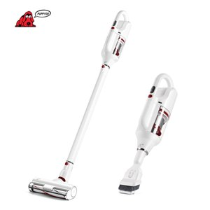 PUPPYOO Most Affordable T10 Home, PC Material, LED Light, Cordless Handheld Stick Portable Household Vacuum Cleaner