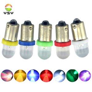 YSY12V автомобилей Auot Ba9s 1895 57 T4W T11 182 F8 Выпуклая линза 1LED 1SMD Автомобильные светодиодные лампы Лампы 5-Color # AM1597 пинбол свет