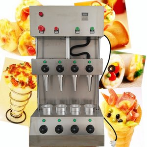 Sell High quality pizza machine pizza egg roll making machine pizza cone forming machine baking faster and more labor-saving