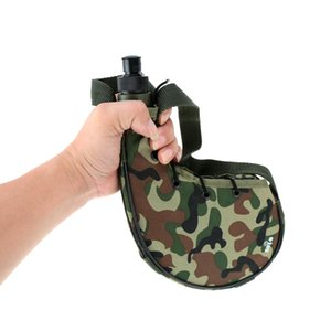 750ml Outdoor Sports Camping Camping Camouflage Water Bottle Canteen for cycling camping tramping fishing