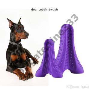 개 칫솔 애완 동물 개 칫솔 장난감 솔질 스틱 개 애완 동물 용 장난감은 강아지 구강 관리 TeethBrush위한 장난감 강아지를 씹어 한입 씹어 서