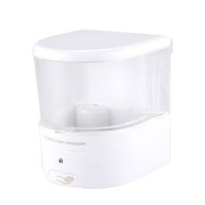 600ml Automatic wall-mounted sensor soap dispenser Infrared sensor hand sanitizer Automatic Wall Sensor IR Soap Dispenser, Soap