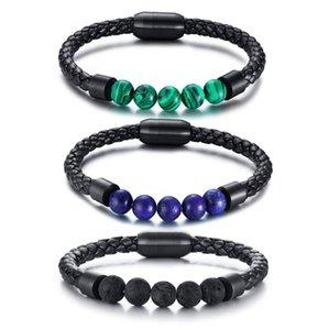 FXM HBB1 new arrival Find jewelry for women birthday gift best selling s925 leather bracelet lover bracelet 17cm CX200706
