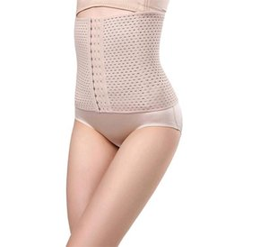 Mulheres cintura Support Plus Size Cintos Esporte emagrecimento executando Academia Gym Vest Magro cinto Feminino Corset # OU579
