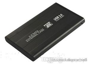 """S5Q 2.5 """"ساتا على USB 3.0 القرص الصلب CADDY القرص الصلب HDD الخارجية حالة ضميمة الخارجية"""