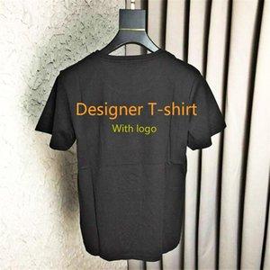 Fashion Designer Men'sT-Shirts Fashion Letter Print Tee for Men Women Casual Letters Printed Tops Black&white M-3XL
