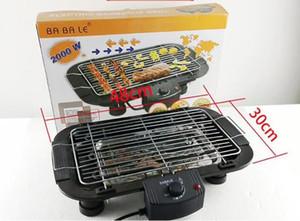 Grillkohle, Elektro-Backofen Multifunktions-koreanischer Elektrogrill Grill Großhandel Haushalt rauchfreie elektrische Backform T200506
