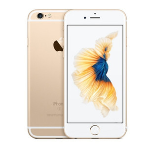"iPhone 6S plus Refurbished Phones Original Apple iPhone 6S Plus Cell Phones 16GB IOS Rose Gold 5.5"" i6s Smartphone"