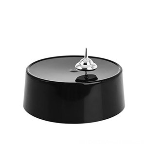 Spinning Top Electronic Perpetual Motion Rotating Magnetic Gyro Spinning Top Novelty & Gag Toys Decoration Inception Gyro Desktop Toys Gifts