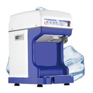 Коммерческая машина дробилки льда толщина регулируемая электрическая машина для производства льда машина для производства снежного конуса 220 В Бесплатная доставка