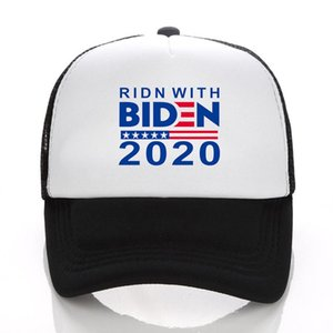 Biden Orange Hair Wig Visor Cap Joke Novelty Gag Gift Red Fake Fur Hat Maga 2020 Fashionable Design America President #398