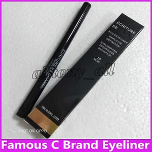 C Marque célèbre maquillage stylo Waterproof Eyeliner Définition Effortless 1ML avec le prix le plus bas et de haute qualité