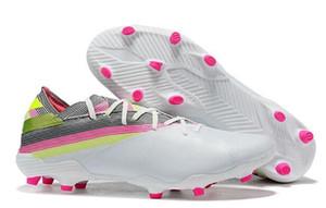 Homens baratos Nemeziz Messi 19.1 FG Chuteiras de futebol, streetwearn tênis de treinamento de futebol, as melhores lojas de compras online, homens tênis