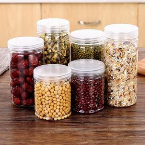 Cocina Caja de almacenamiento de sellado de conservación de alimentos frescos plástico Pot contenedores de almacenamiento Inicio Cajas Bins Herramientas Accesorios