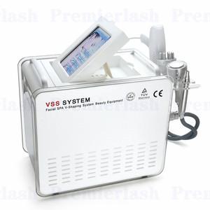 5 в 1 без иглы мезотерапия машина RF Vss система для лица спа V-образная система красоты оборудование для красоты светодиодная маска для лица