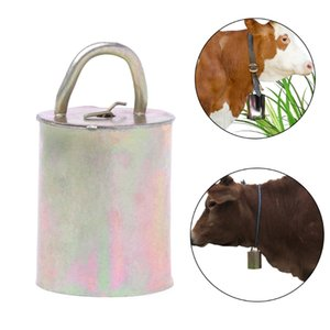 cow horse sheep grazing copper bells cattle farm animal copper loud bells pet farm products supplies