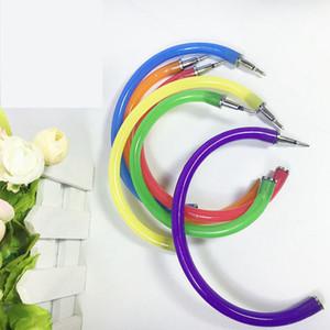 Armband Kugelschreiber Flexible Kugelschreiber Weichplastik Armreif Werbe Stift Schule Büro Geschenke Lieferungen