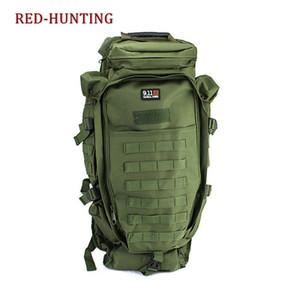 Outdoor Sports Tactical Paintball Rifle M4 Carbine Shot gun Bag Hunting Rifle Gun Backpack Molle Hunting Bag