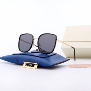 Top Brand men women luxury designer sunglasses G and M Brand designer shades lunettes de soleil pour hommes with Case and Box