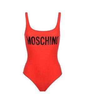 19SS Sommer Designer Bikini für Frauen Badeanzug mit Buchstaben M02 Muster Sexy Bademode Anzüge Mode Womens Marken-Badeanzug Größe S-XL