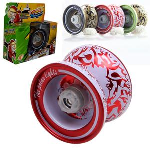 Drei-Achsen-Hochleistungs-kühle Legierung yo yo yo box klassisch traditionelles Spielzeug
