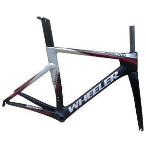 2019 NUEVO EARRELL bicicleta de carbono / bicicleta cuadro de carretera Di2 mecánico UD XS / S / M / L BB86 brompton bicicleta bicicleta cuadro Accesorios parte