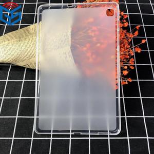Для Galaxy Tab Samsung T860 S6 S7 T870 Глянцевая TPU крышка случая Tab S6 Lite Tab A7 2020 T505