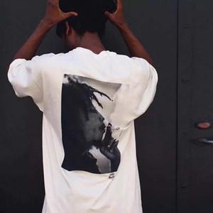 2020 / Stussy Trend Marca Designer Luxo Rua Hip Hop American T-Shirt Camisa de Manga Curta