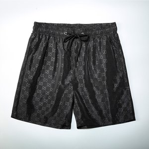 20ss Wasserdichtes Gewebe Runway Hose Sommer-Strand-Hosen der Männer Boardshorts Männer Surf Shorts Badehose Sport Shorts