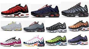 2020 tn artı Tn SE OG Paketi Pembe Lacivert Mercuiales Açgözlü Koşu Ayakkabı Erkek Kadın Eğitmenler Mavi Fury Sport Sneakers Boyutu 40-47 CHAUSSURES