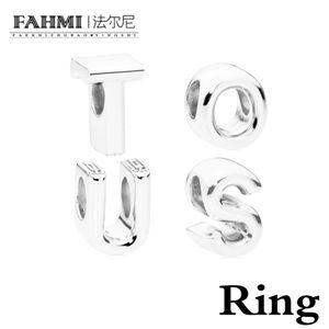 Sterlingsilber 925 überzog 18K Rose Gold facettierte schwarze Achat-Ring Einfache Schmuck Mädchen Finger Schmuck Natürliche Pandoraingly Ring-Ohrring-Uhr