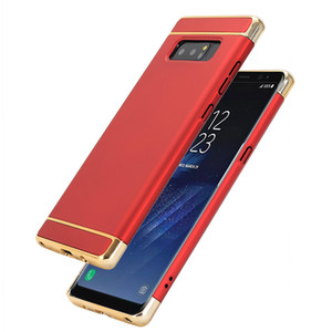 Elektrolizle 3 1 arka kapak Kılıf Samsung S10 lite e S9 not 9 A9 A8 A7 A6 J6 J4 artı M20 M10 2018
