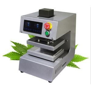 AUP10 ROSIN 열 프레스 기계 로진 프레스 기계 LCD 패널이 장착 된 PURE ELECTRIC 자동 이중 열판