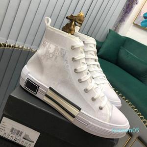 Mejor Flores Obliques Tess Ocio diseñador de moda de lujo Plataforma de las zapatillas de deporte de las mujeres de la vendimia entrenador zapatos atléticos de las zapatillas de deporte L05