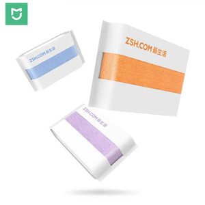 Original Xiaomi Youpin ZSH Youth Series Polyegiene Antibacterical Towel Highly Absorbent Bath Face Hand Towel 3000268C7