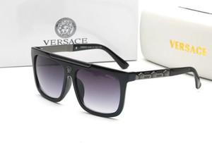 9264 Lunettes de soleil de marque de haute qualité, lunettes de vue hommes et femmes, lunettes de soleil UV400 polies, livraison gratuite