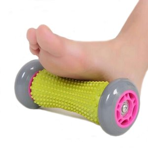 New Arrival Outdoor Portable Relaxation Wheel Health Home Body Care Pain Relief Foot Body Massage Tool