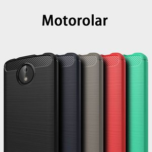 TPU suave caja del teléfono móvil para Motolora Z2 Z2play E4 X4 E5 G5S MÁS G6 P30 NOTA cubierta del teléfono Moto