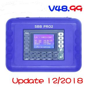 سوبر SBB PRO2 مفتاح مبرمج V48.99 دعم سيارات جديدة تصل إلى 12/2018 لا الرموز SBB PRO 2 48.99