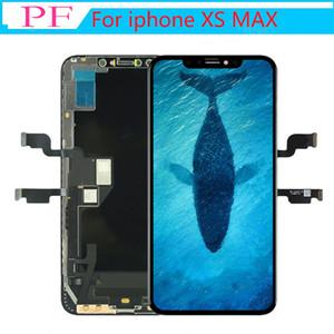 شاشة lcd ل فون xs max lcd tft شاشة إصلاح الجزء لمس الشاشة محول الأرقام الجمعية كاملة استبدال 100٪ اختبار لا الميت بكسل