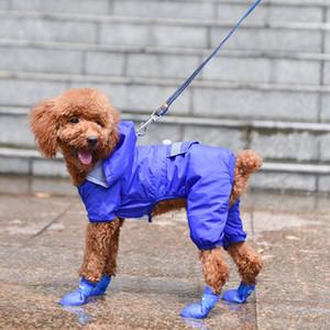 7339044Factory salida de silicona a prueba de agua de lluvia botas de artículos para mascotas zapatos del animal doméstico Zapatos del perro lindo antideslizante moda mayoristas spot