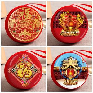 Kinder Nette Maskottchen Brieftasche Klassische China Pig Jahr Geschenk Geldbörse Für Kinder Zarte Plüsch Spielzeug Hohe Qualität 1