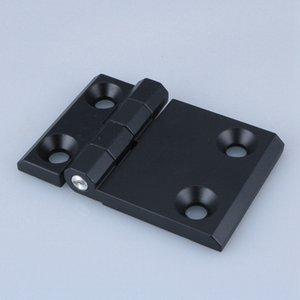 60 * 90mm kapı menteşesi dağıtım Kabine PS Anahtarı Kontrol kutusu ağ vaka enstrüman kabine vida çubuk ile donanım parçasını uydurma