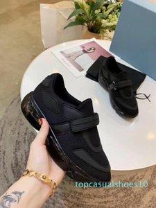 Cloudbust Fabric Sneaker Women Low Top Casual Shoes Men Luxury Sneaker Designer Black Pink Patchwork Outdoor Flat Cloudbust Sneaker t10