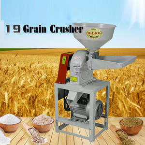 9FZ-19 seco Chile en polvo de la máquina trituradora de maíz Harina de Maíz Molino chile Rectificadora grano molino de martillo
