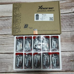 Xhorse XKBU02EN Wired Universal Remote Key For Style 4 Buttons for VVDI2 VVDI Key Tool