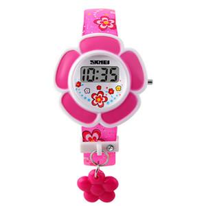 Baby-Digitaluhr Elektronische Sprot Silikon-Kind-Uhr Jungen-Mädchen-Armbanduhr heißes Baby-Geschenk-Spielzeug