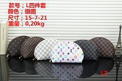 Meilleures ventes lettre sac d'embrayage mignon souris impression cosmétiques de voyage sac cosmétique organisateur et cosmétiques utiliser