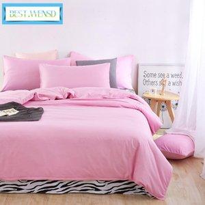 Leopard   Zebra stripes king queen full size 4 piece bedding set cartoon -quilt cover + bed sheet + pillow case Guolu pink blue